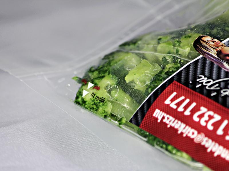 P1 Párolt brokkoli 150g