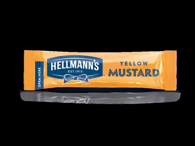E3 Hellmann s mustár 15 ml