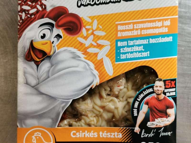 Q1 Mediterrán csirkés tészta