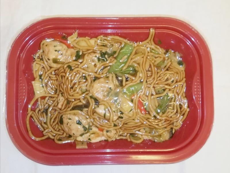Q2  Kínai csirkés spagetti