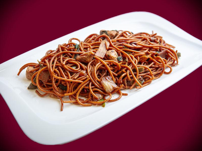 Q2 Csirke spagetti TK tésztával