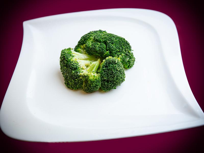 P1 Párolt brokkoli 130g