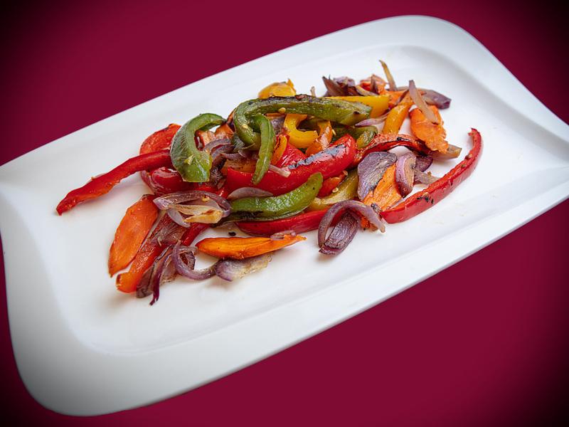P4 Vegyes grillzöldség 130g