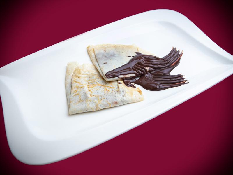 D2 Protein palacsinta 2db - csokis